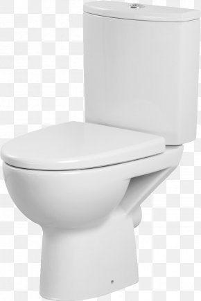 Toilet - Toilet Cersanit Thermosetting Polymer Bathroom Roca PNG