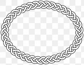 Free Crochet Clipart - Borders And Frames Celtic Knot Celts Celtic Art Clip Art PNG