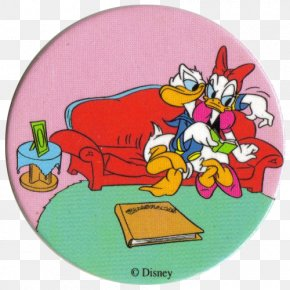 Donald Duck - Daisy Duck Donald Duck Cartoon Egmont Ehapa PNG