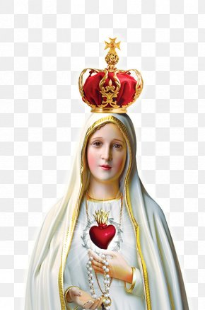 Nossa Senhora De Fatima - Immaculate Heart Of Mary Our Lady Of Fátima Apparitions Of Our Lady Of Fatima PNG