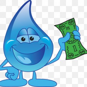 Water - Water Services Clip Art Public Utility Illustration PNG