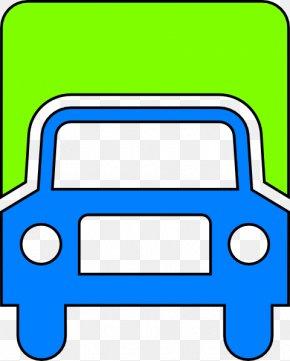 Truck Front Cliparts - Mover Car Mack Trucks Van Pickup Truck PNG