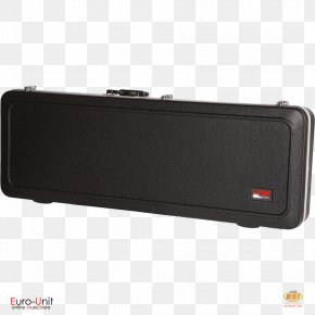 Bass Guitar - Acoustic Bass Guitar Gator Banjo Case Musical Instruments PNG