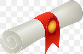 Plastic Cylinder - Red Material Property Cylinder Plastic PNG