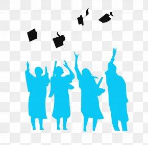 Graduation Friends - Student Graduation Ceremony National Secondary School High School PNG