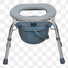 Elderly Toilet - Toilet Close Stool Plumbing Fixture PNG