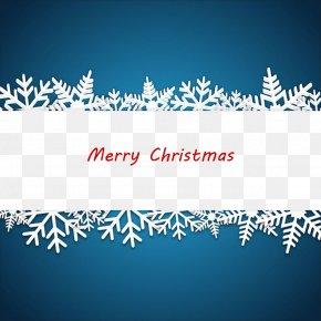 Merry Christmas - Christmas Snowflake Euclidean Vector PNG