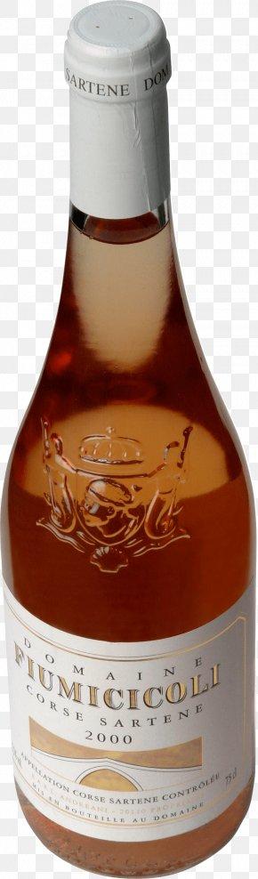 Glass Wine Bottle - Champagne Wine Bottle Glass PNG