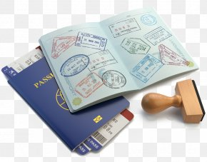 Passport - Travel Visa Indian Passport Passport Stamp H-1B Visa PNG