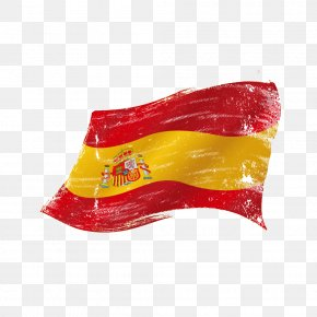 Spanish Flag Vector Material - Flag Of Spain Stock Photography PNG