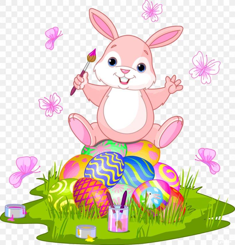 Easter Bunny Easter Egg Easter Basket Clip Art, PNG, 1224x1280px, Easter Bunny, Easter, Easter Basket, Easter Egg, Egg Download Free