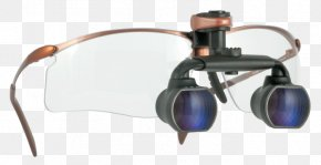 Lighted Loupes Surgery - Loupe Magnifying Glass Light Lens Magnification PNG