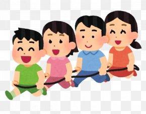 Summer Camp Kids Human Behavior - Electric Multiple Unit Train Yashima Kindergarten Rail Transport Child PNG