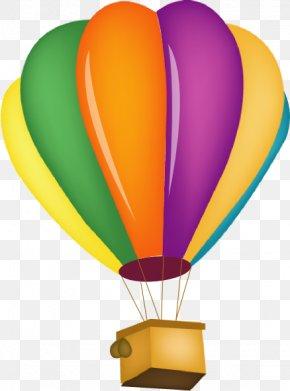 Hot Air Balloon Outline - Hot Air Balloon Free Content Clip Art PNG