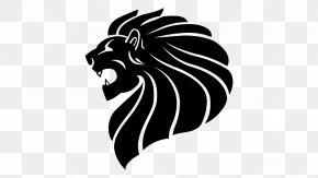Lion - Winged Lion Roar PNG