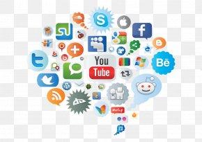 Social Media - Digital Marketing Social Media Marketing Advertising PNG