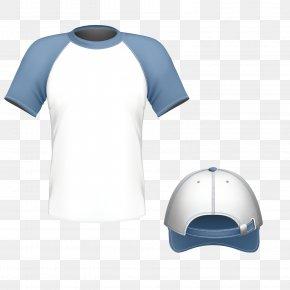 Vector Pattern Material Suit Service Blue - T-shirt Euclidean Vector PNG