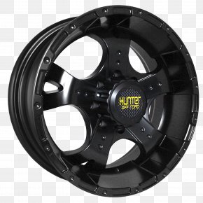 Wheel - Car Alloy Wheel Rim Tire PNG