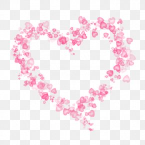 Heart - Heart Pink Drawing PNG