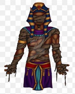 Pharaoh - Pharaoh Tutankhamun's Mummy Drawing PNG