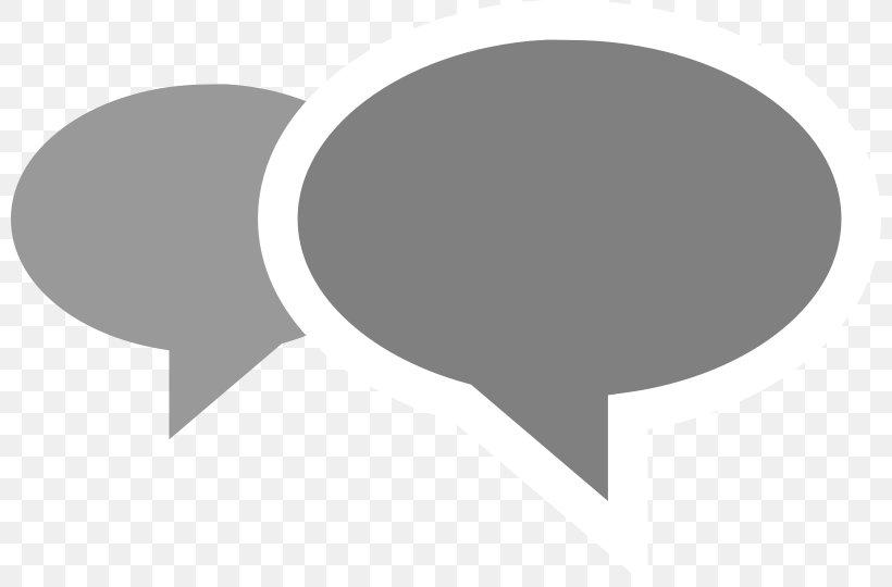 Communication Online Chat Clip Art, PNG, 800x540px, Communication, Black, Brand, Chatbot, Conversation Download Free