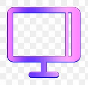 Computer Monitor Technology - Computer Icon Device Icon Monitor Icon PNG