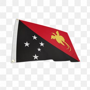 Papua New Guinea - Flag Of Papua New Guinea Flag Of New Zealand PNG