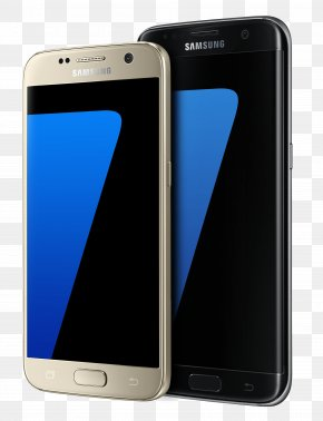 Samsung - Samsung GALAXY S7 Edge Samsung Galaxy Note 7 Android Nougat PNG