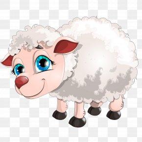 Sheep - Sheep Cattle Clip Art PNG