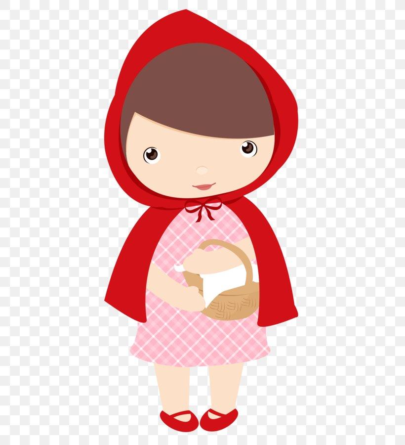 Little Red Riding Hood Clip Art