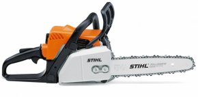 Chainsaw - Stihl Chainsaw Safety Features Wood PNG