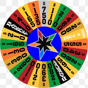 Wheel Of Fortune - Australia Game Show Television Show PNG