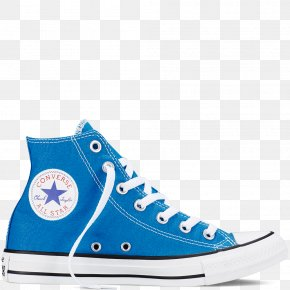 Nike - Converse Canvas High-top Chuck Taylor All-Stars Sneakers PNG