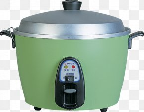 Rice Cooker - Rice Cookers 大同电锅 Tatung Company Multi-Functional Cooker TAC-06HT Home Appliance PNG