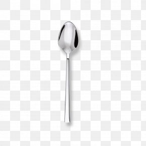 A Spoon Pattern - Spoon Black And White Fork PNG