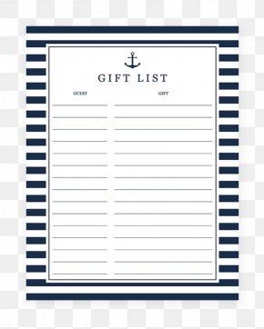 Baby Shower Diaper Raffle - Gift Registry Baby Shower Wish List Wedding PNG