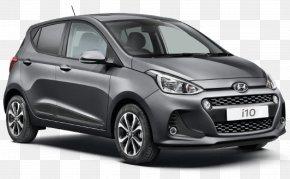 Hyundai - Hyundai Motor Company City Car Hyundai I10 1.0 PNG