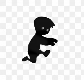 Mr Game And Watch - Limbo Character Video Game Clip Art PNG