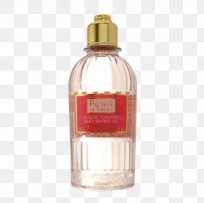 L'Occitane Rose Queen Shower Gel - LOccitane En Provence Perfume Bathing Shower Gel PNG