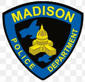 Milwaukee Police Badge - Madison Police Department Police Officer Crime Commerce City PNG