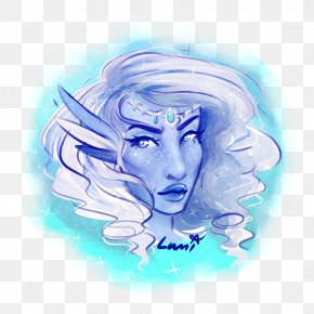 Snow Queen - Sketch Illustration The Snow Queen Desktop Wallpaper Legendary Creature PNG