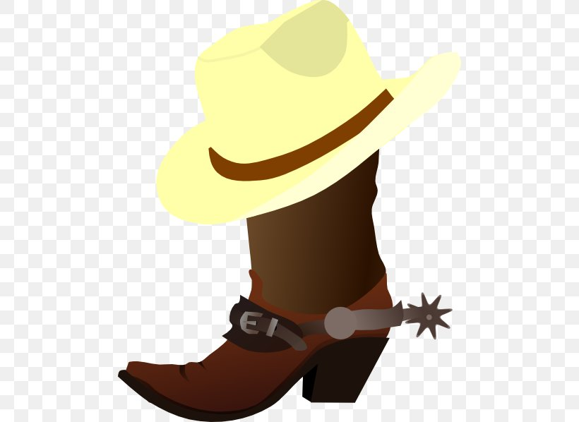 Hat N Boots Cowboy Boot Clip Art, PNG, 486x598px, Hat N Boots, Boot, Cowboy, Cowboy Boot, Cowboy Hat Download Free