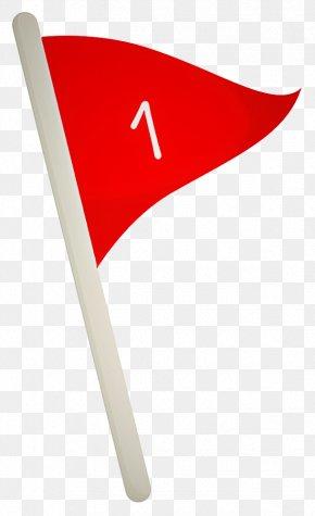 Carmine Logo - Red Material Property Flag Logo Carmine PNG