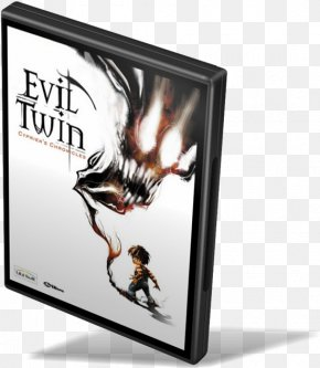 Evil Twin - Evil Twin: Cyprien's Chronicles PlayStation 2 Ubisoft Brand Font PNG