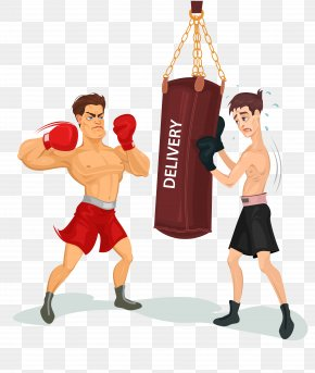 Boxing Match - Boxing Glove Punch PNG