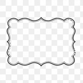 Transparent Shapes Cliparts - White Pattern PNG