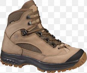 Boot - Hiking Boot Hanwag Shoe PNG