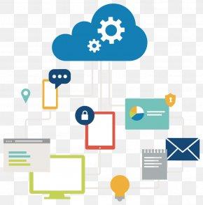 Cloud Computing - Microsoft Dynamics NAV Software Performance Testing Cloud Computing Enterprise Resource Planning Business PNG
