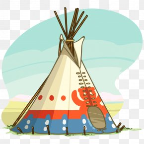 Teepee - Rosebud Indian Reservation Tipi Sioux Native Americans In The United States Clip Art PNG