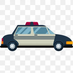 Police Car - Police Car Icon PNG